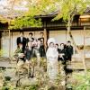 山ばな平八茶屋にて家族結婚式