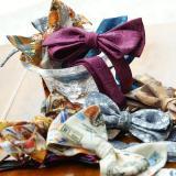 蝶ネクタイの種類 ー形や素材編ー