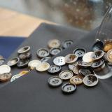 新郎衣装のボタン