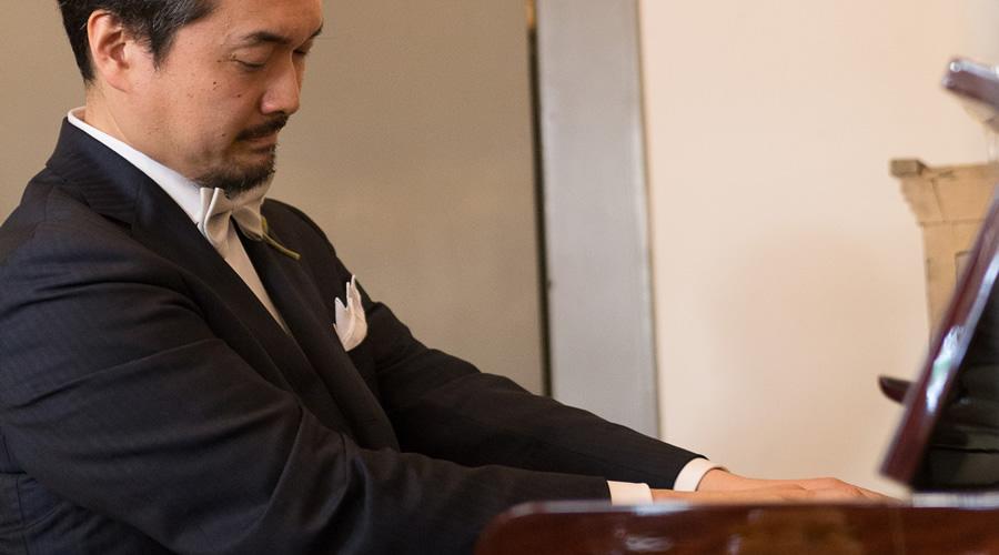 中島ノブユキ ピアノ演奏