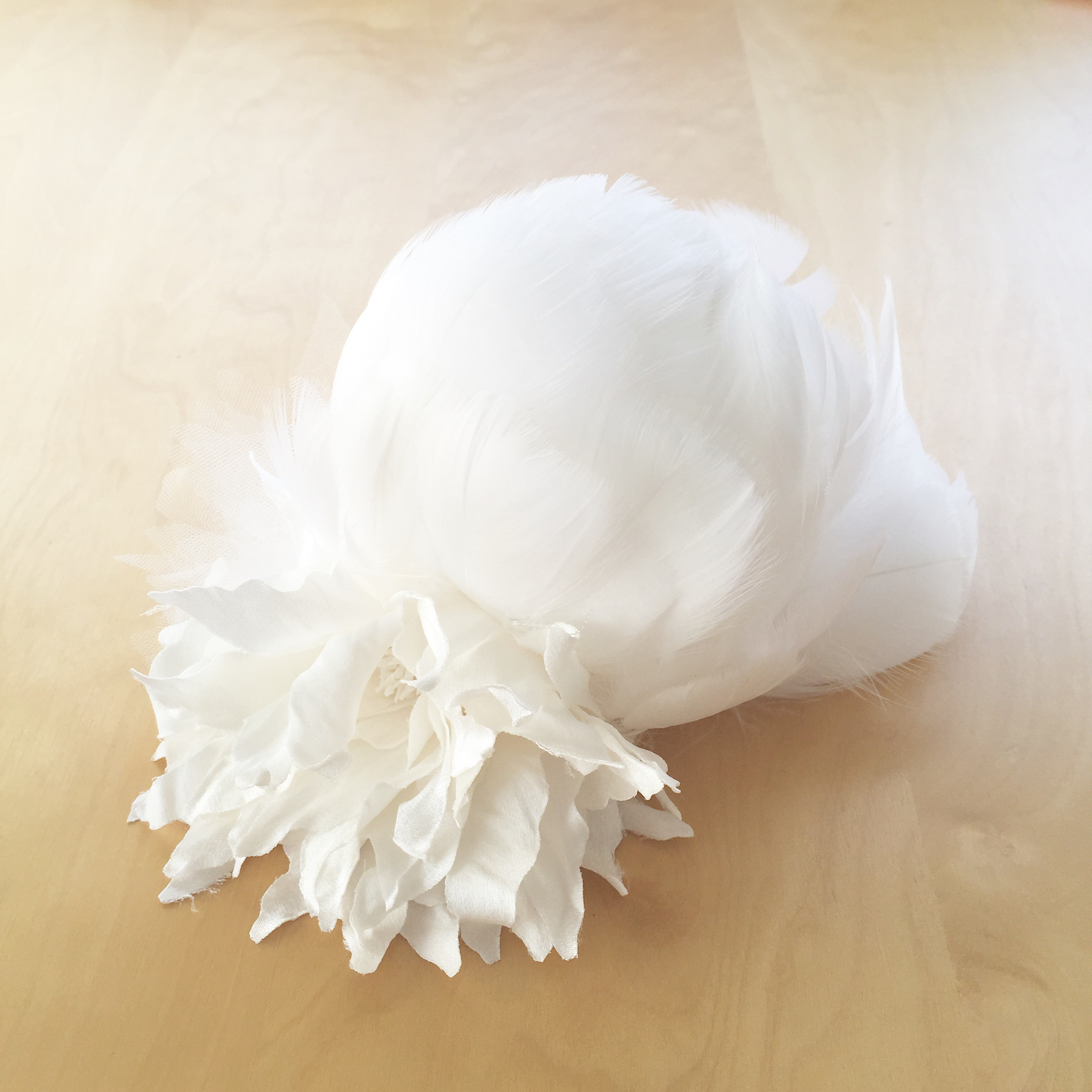 atelier nae feather head dress