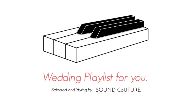 wedding playlist for you wedding party from motion picture