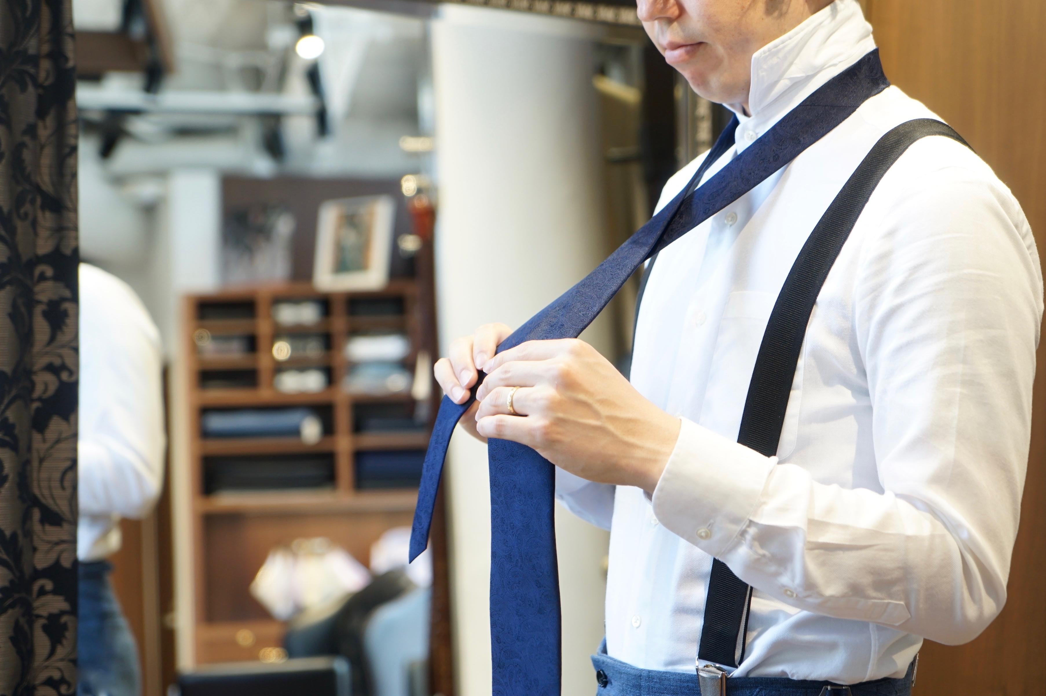 ネクタイの結び方 アイキャッチ