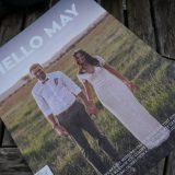 【HELLO MAY】オーストラリアから届いたリアルウエディング誌