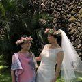 ハワイアンスピリット溢れる結婚式!