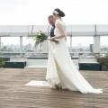 こだわりのアレンジセミオーダーの花嫁さま